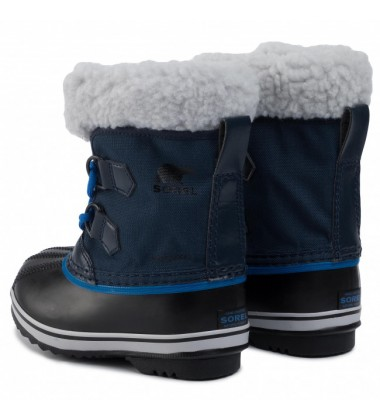 Sorel žiemos batai Yoot Pac Nylon. Spalva tamsiai mėlyna