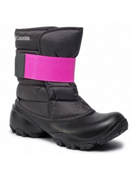 Columbia žiemos batai YOUTH ROPE TOW™ KRUSER 2. Spalva tamsiai pilka / rožinė