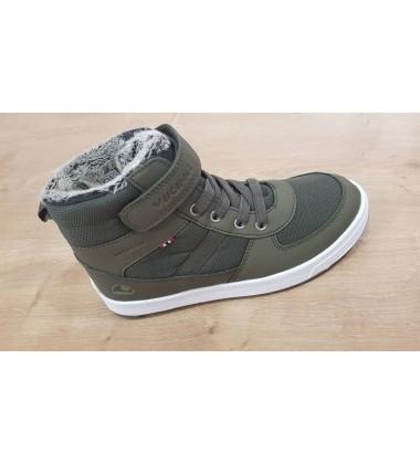 Viking žiemos batai LUKAS WP. Spalva chaki