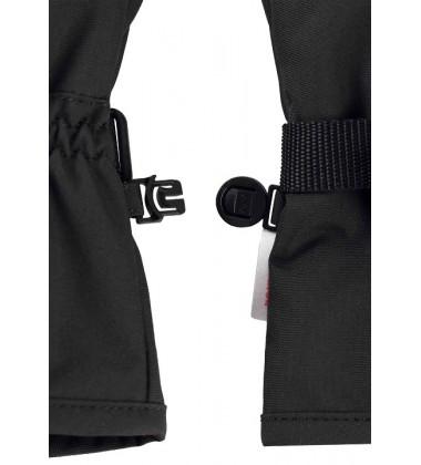 Reimatec® žiemos kumštinės pirštinės SUUNTA. Spalva juoda