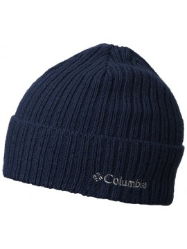 Columbia kepurė Watch Cap. Spalva tamsiai mėlyna