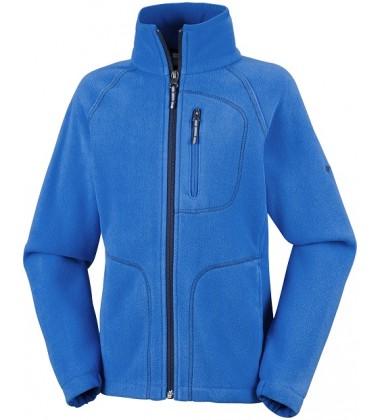 Columbia flisinis džemperis FAST TREK II. Spalva mėlyna