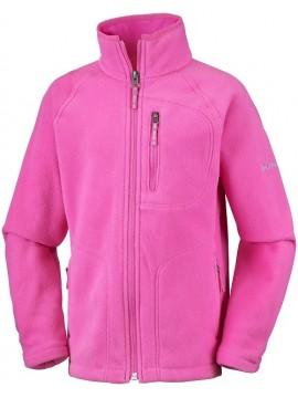 Columbia flisinis džemperis FAST TREK II. Spalva rožinė