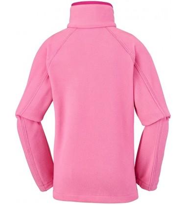Columbia flisinis džemperis FAST TREK II. Spalva švelniai rožinė