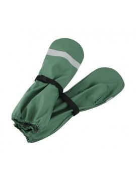 Reima lietaus pirštinės Kura. Spalva žalia