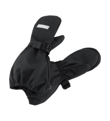 Reimatec® demisezoninės kumštinės pirštinės Askare 2020. Spalva juoda