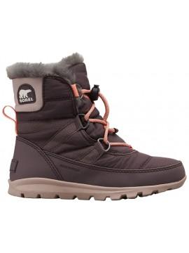 Sorel žiemos batai WHITNEY SHORT LACE. Spalva ruda