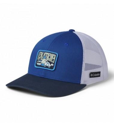 Columbia vasaros kepurė Snap back hat. Spalva mėlyna / balta