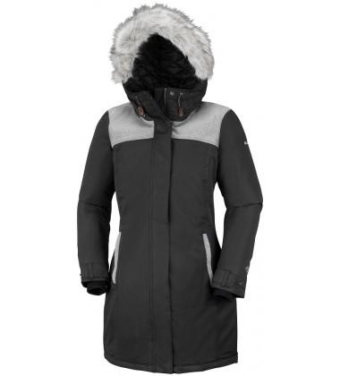 Columbia moteriška žieminė striukė LINDORES. Spalva juoda