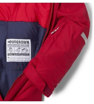 Columbia BUGA II Suit kombinezonas 2019 / 2020 m. Dydžiai nuo 2T-M. Spalva ryškiai raudona