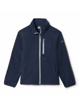 Columbia flisinis džemperis FAST TREK III Fleece Full Zip. Spalva tamsiai mėlyna