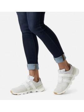 Sorel moteriški laisvalaikio batai KINETIC LITE STRAP. Spalva balta