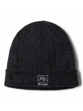 Columbia žiemos kepurė WHIRLIBIRD. Spalva juoda / pilka