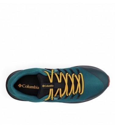 Columbia vyriški neperšlampami batai TRAILSTORM WATERPROF. Spalva juoda / žalsva