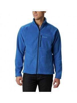 Columbia vyriškas flisinis džemperis FAST TREK . Spalva mėlyna