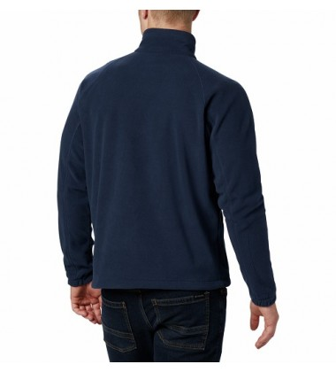 Columbia vyriškas flisinis džemperis FAST TREK FULL ZIP . Spalva mėlyna