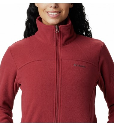 Columbia moteriškas flisinis džemperis FAST TREK II. Spalva bordinė
