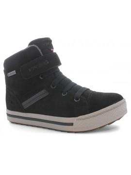 Viking žiemos batai EAGLE III GTX. Spalva juoda / pilka