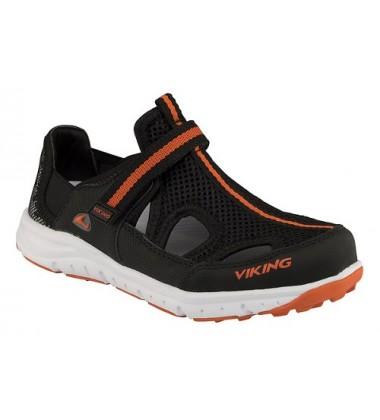 Viking sportiški sandaliukai Nesoeya. Spalva juoda / oranžinė - užsakoma prekė
