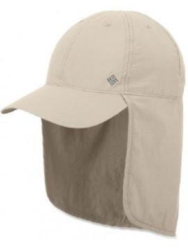 Columbia vasaros kepurė Junior Cachalot.  Spalva šviesiai ruda