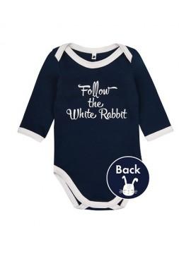 Garnamama bodžiukas ( Follow the White Rabbit ) Spalva tamsiai mėlyna