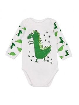 Garnamama bodžiukas ( Dinozauriukas ). Spalva balta
