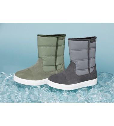 Viking žiemos batai ALMA R WP. Spalva pilka