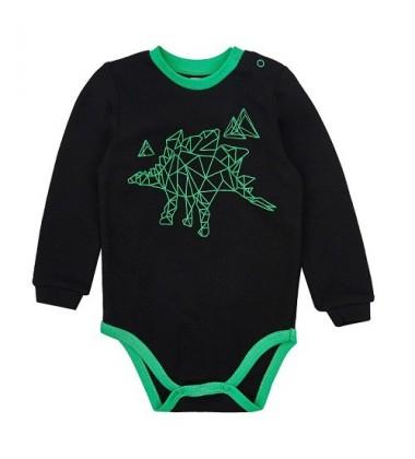 Garnamama bodžiukas ( Žalias dinozauras ). Spalva juoda
