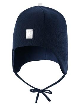 Reima žiemos kepurė AUVA. Spalva tamsiai mėlyna