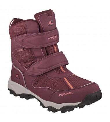 Viking žiemos batai BLUSTER II GTX. Spalva bordo