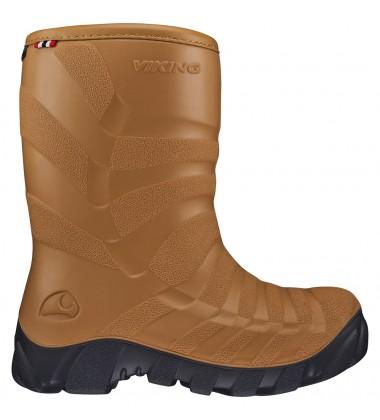 Viking žiemos batai ULTRA 2.0. Spalva šviesiai ruda