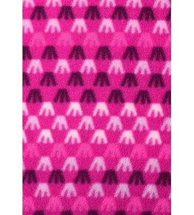 Reima flisinis švarkelis Vemmel 74-98 cm. Spalva rožinė