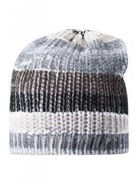 Reima pavasario kepurė TURBIDITE. Spalva pilka dryžuota