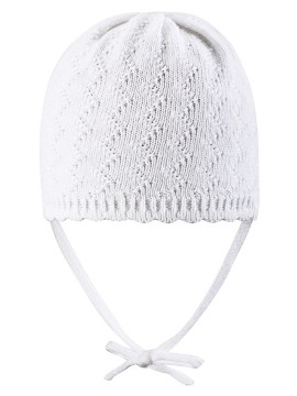 Reima pavasario kepurė VIRPI. Spalva balta