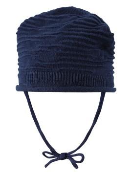 Reima pavasario kepurė MORTAR. Spalva tamsiai mėlyna