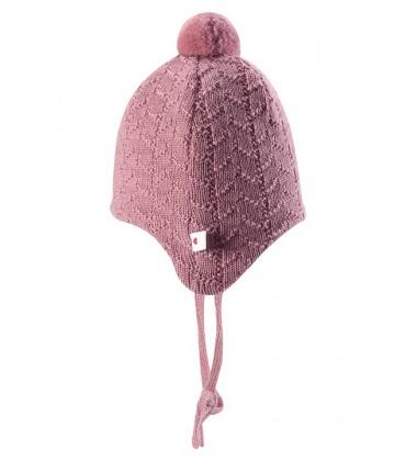 Reima kepurė Lintu. Spalva rožinė