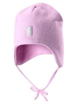 Reima rudens / pavasario kepurė Aqueous. Spalva šviesiai rožinė