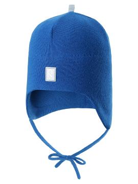 Reima rudens / pavasario kepurė Aqueous. Spalva ryški žydra