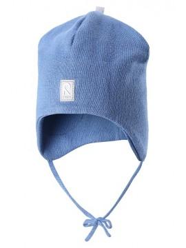 Reima rudens / pavasario kepurė Aqueous. Spalva šviesiai mėlyna