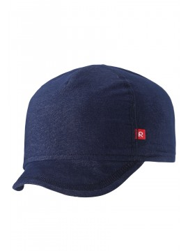 Reima kepurė su snapeliu Wafer. Spalva tamsiai mėlyna