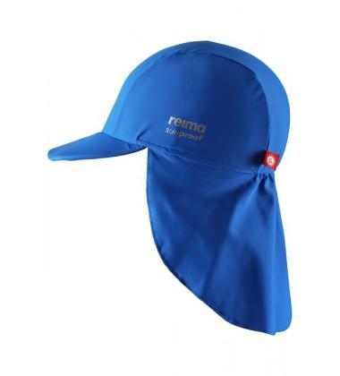 Reima vasaros kepurė Turtle. Spalva mėlyna