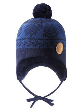 Reima kepurė Luumu. Spalva mėlyna