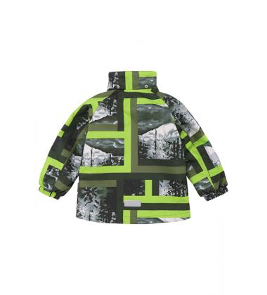 Reimatec®  žiemos striukė Maunu. Spalva žalia