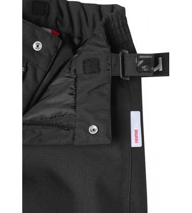 Reimatec®+ žiemos kelnės Loikka. Spalva juoda 2019