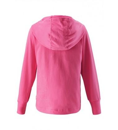 Reima pavasario/vasaros džemperis BLUEBERRY. Spalva rožinė
