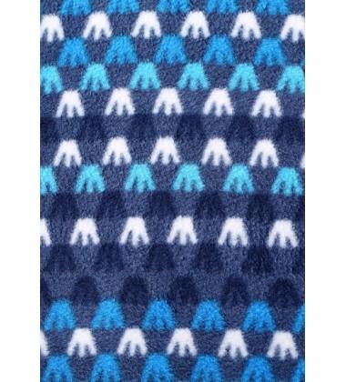 Reima flisinis švarkelis Steppe 104-140 cm. Spalva mėlyna