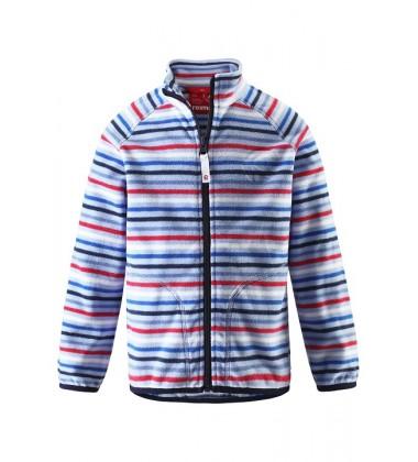 Reima džemperis Inrun. Spalva mėlyna dryžuota
