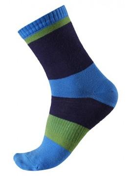 Reima vilnonės kojinės Kopina. Spalva mėlyna