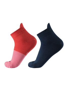 Reima kojinės Path. Spalva rožinė / tamsiai mėlyna