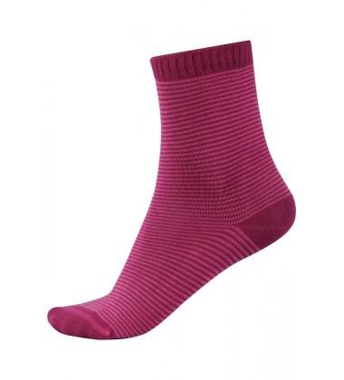 Reima kojinės MyDay. Spalva šviesiai / ryškiai rožinė